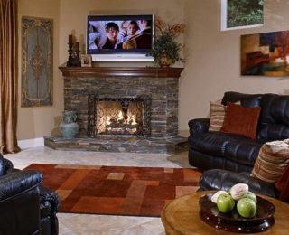 Traditional Dove Canyon Home Remodel