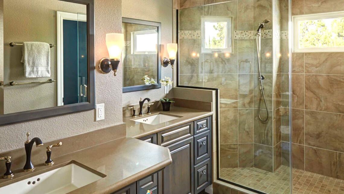 Anaheim Hills Bathroom Remodel Sea Pointe Construction - Bathroom remodel anaheim ca