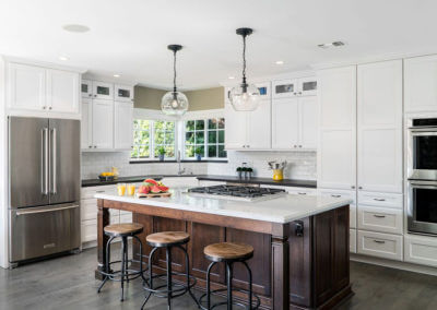 Newport Beach Transitional Kitchen