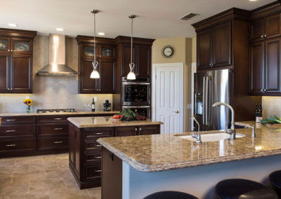 Traditional Coto de Caza Kitchen Remodel