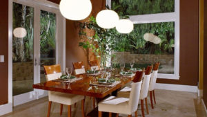 Dining Area Renovation, Home Renovation, Renovation of Dining Area in Souther California,
