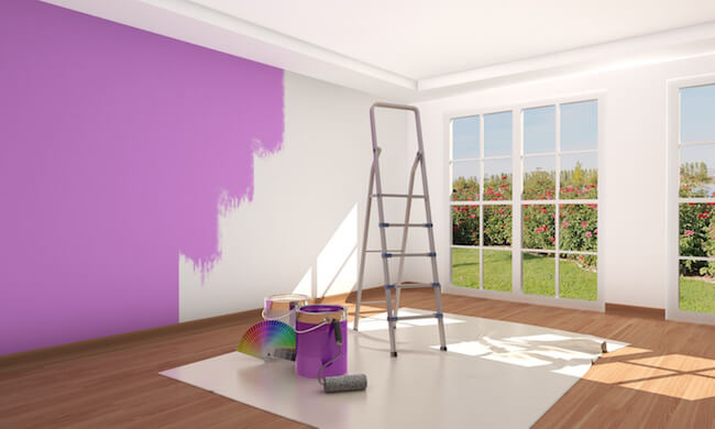 How Paint Can Impact a Room | Sea Pointe Construction
