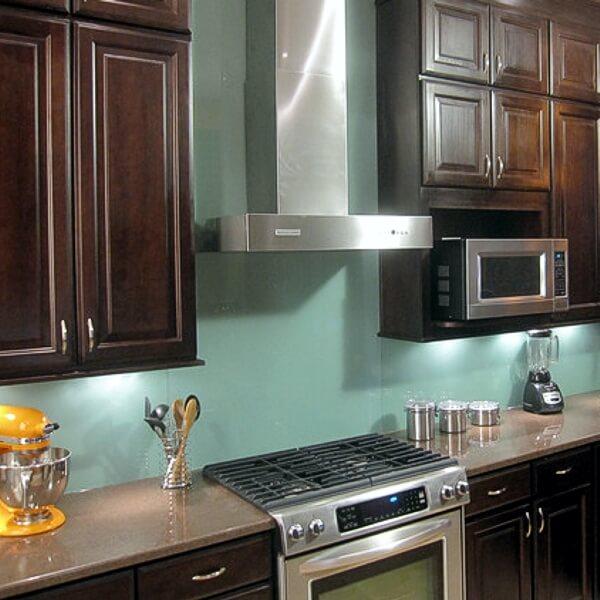 Kbis 2012 remodeling trends sea pointe construction - Kitchen backsplash panel ...