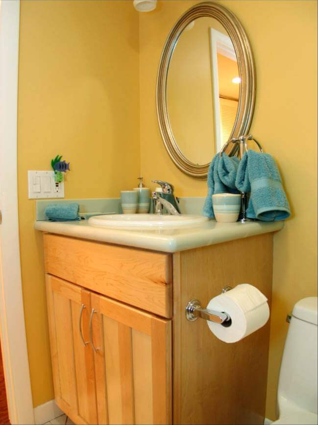 STRETCHING YOUR SMALL BATH REMODEL
