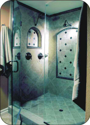 some shower designs ideas