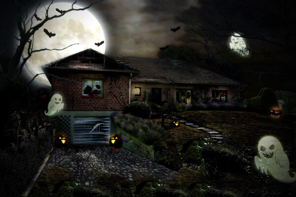 DIY: How to Craft the Perfect Haunted House