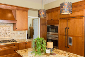 traditional kitchen design Sea Pointe Construction