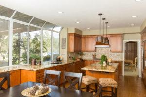 Large Kitchen Remodel in Orange County california