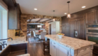 Open Kitchen Design, Kitchen Island, Large Kitchen Island