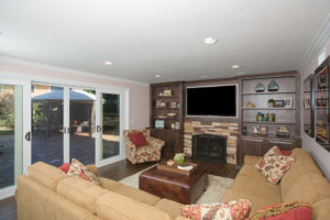 Entertainment Area Home Remodeling, Home Remodeling in Orange County, Beautiful Home Remodels