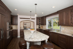 Traditional Kitchen Remodel in Orange County California
