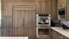 Custom Kitchen Cabinets, Natural Wood Cabinets, Home Remodeling