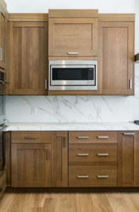 Kitchen Remodeling services with all custom cabinetry