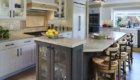 Kitchen Island Display Area, Kitchen Island Storage, Perfect Kitchen Island