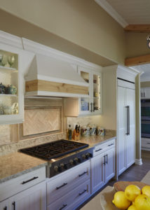 custom kitchen stove hood
