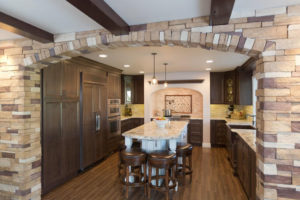 Incorporating Stone Work into Kitchen Remodel