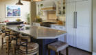 Shapes of Kitchen Islands, Dark Kitchen Islands, Orange County Home Remodeling Designers