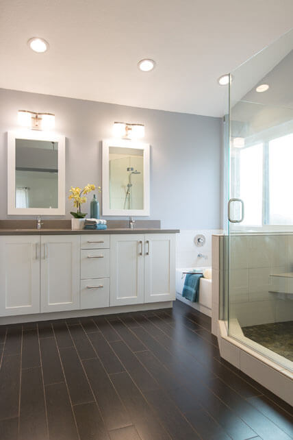 Budget Friendly Bathroom Remodel Sea Pointe Construction