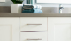 Bathroom Storage, Bathroom Vanity, Sea Pointe Constriction