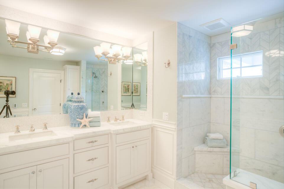 Newport Beach Bathroom Remodel Sea Pointe Construction,Virtual Fence Designer
