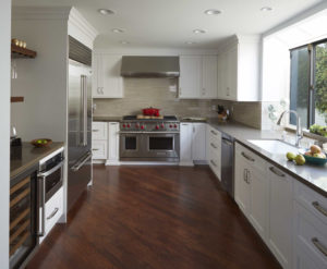 narrow kitchen remodeling