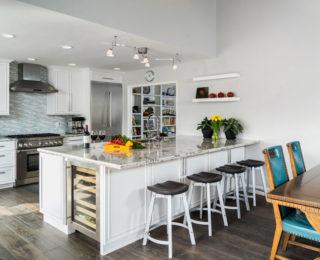 Corona del Mar Kitchen Remodel