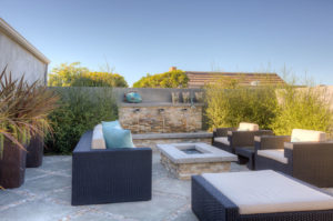 California Outdoor Living Spaces Fully Finished