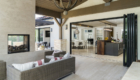 Warm Weather Living, Bi-Folding Doors, Great Room