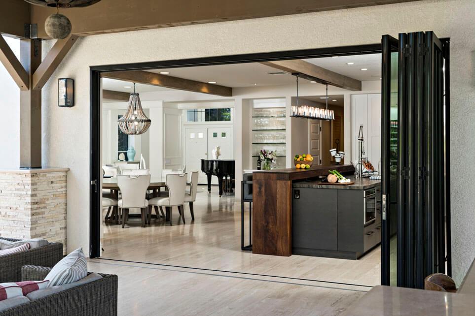 large-bi-fold-glass-doors