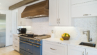 Kitchen Range, Kitchen Remodeling Job, Orange County Remodeling