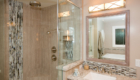Large Shower, Large Glass Shower doors
