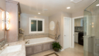 Rejuvenating Master Bathroom Design, Relaxing Bathroom