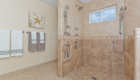 Universal Design Master Bathroom, Universal Design Shower, Irvine California