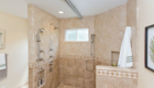 Damless Shower Master Bathroom