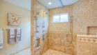 Damless Shower, Accessible Shower,