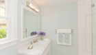 Beach Bathroom, Beach House Bathrooms, Sea Pointe Constriction