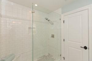 Large Shower Design in an Orange County Bathroom