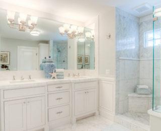 Newport Beach Guest Bathroom Remodel