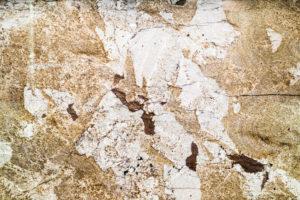 gold kitchen island natural stone