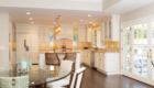 Perfect Kitchen Lighting, Balanced Lighting in Kitchen, Sea Pointe Construction Design Build