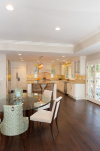 open kitchen and eating area design, Sea Pointe Construction