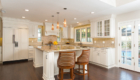 Kitchen Entertainment, Corona del Mar Kitchen, Great Kitchen Design