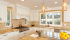 Corona del Mar Kitchen, Classic Kitchen Design, Family Kitchen Remodeling