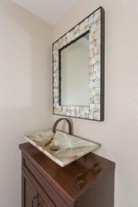 Unique and Elegant Powder Bathroom Design Features