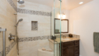 Large Glass Shower, Shower Remodel, Bathroom Shower Remodeling