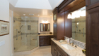Master Bathroom, Luxury Shower, Glass Shower Doors