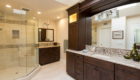 Mast Bathroom Retreat, Simple Bathroom Remodel, Large Vanity Master Bathroom