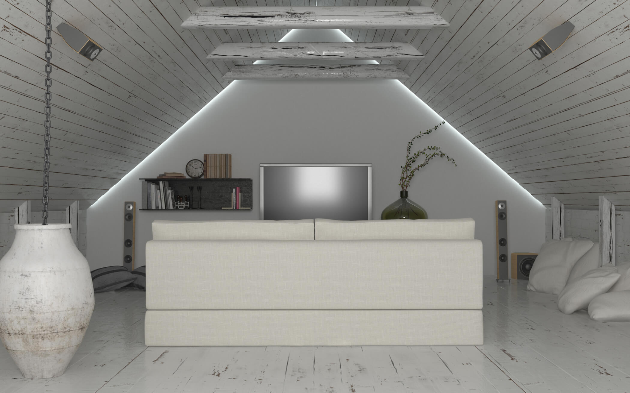 ADU for auxillary living space
