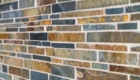 Stone Backsplash, Blue Backsplash, Blue Stone Kitchen Backsplash