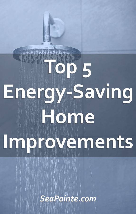 Top 5 Energy-Saving Home Improvements